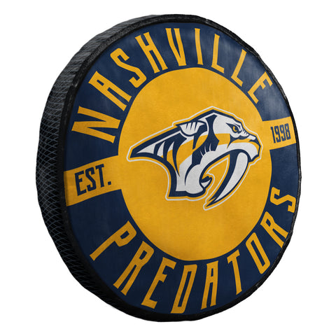 NHL Nashville Predators Cloud Travel Pillow - Bed, Bath, And My Team