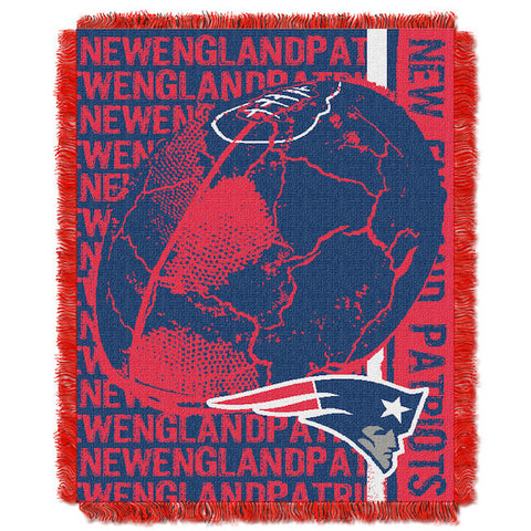 New England Patriots Woven Tapestry