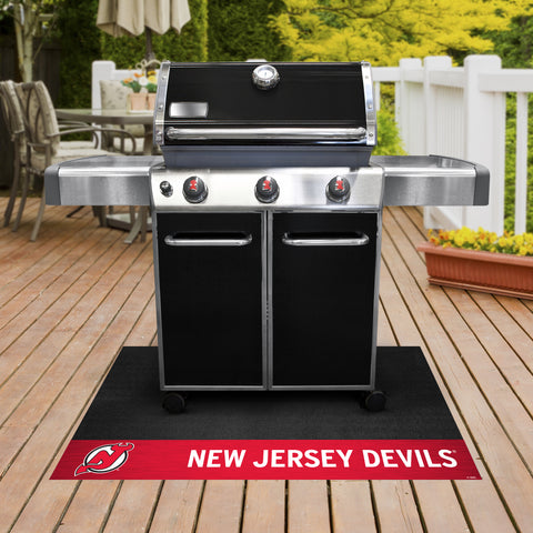 NHL New Jersey Devils Grill Mat - Bed, Bath, And My Team