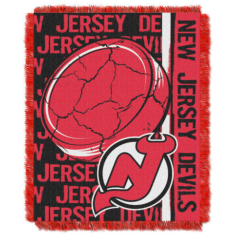 NHL New Jersey Devils Woven Decorative Tapestry - Bed, Bath, And My Team