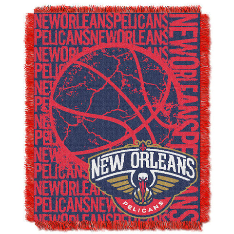 NBA New Orleans Pelicans Woven Decorative Tapestry - Bed, Bath, And My Team
