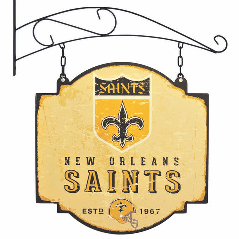 NFL New Orleans Saints Tavern Sign - Bed, Bath, And My Team