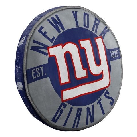 NFL New York Giants Cloud Travel Pillow - Bed, Bath, And My Team