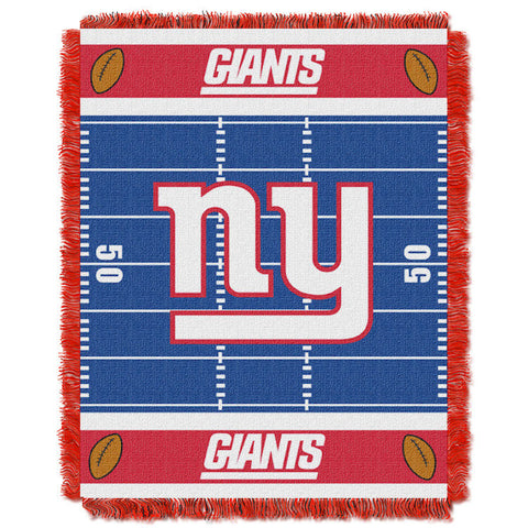 NFL New York Giants Baby Blanket - Bed, Bath, And My Team