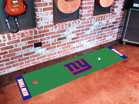 NFL New York Giants Putting Green Mat - Bed, Bath, And My Team