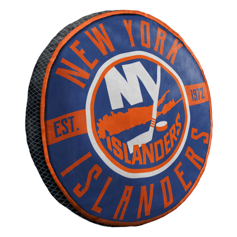 NHL New York Islanders Cloud Travel Pillow - Bed, Bath, And My Team