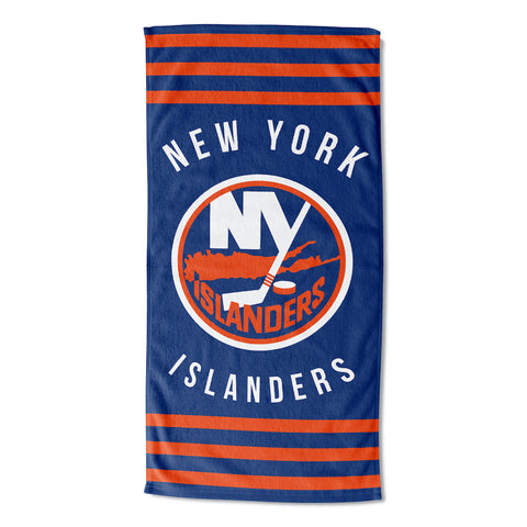 NHL New York Islanders Beach Towel - Bed, Bath, And My Team