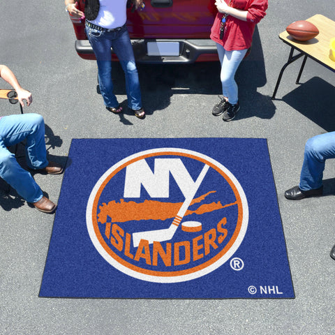 NHL New York Islanders TAILGATER Mat - Bed, Bath, And My Team