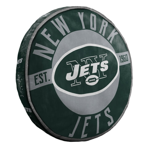 NFL New York Jets Cloud Travel Pillow - Bed, Bath, And My Team