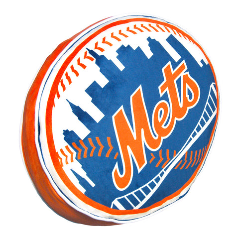 MLB New York Mets Cloud Travel Pillow - Bed, Bath, And My Team