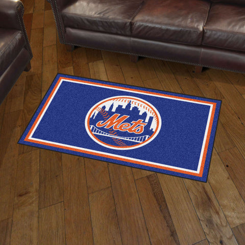 New York Mets 3 x 5 area rug