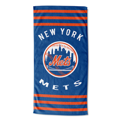 MLB New York Mets Beach Towel - Bed, Bath, And My Team