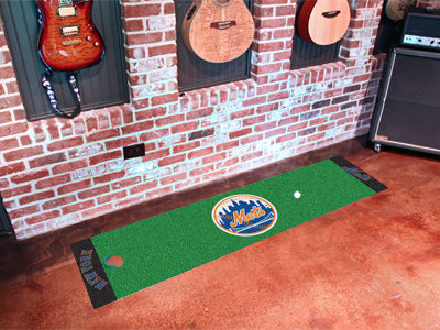 MLB New York Mets Putting Green Mat - Bed, Bath, And My Team