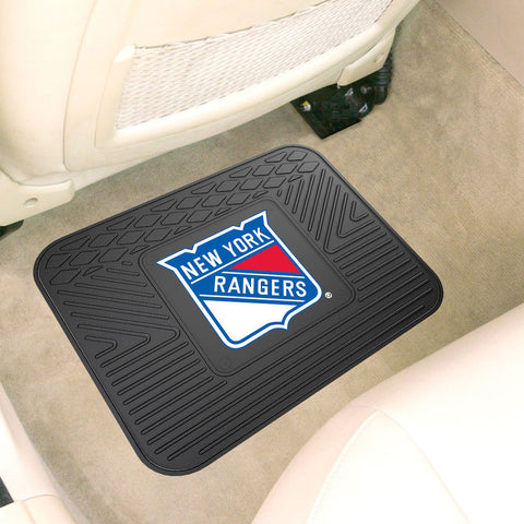 NHL New York Rangers Small Utility Mat - Bed, Bath, And My Team