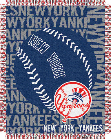 New York Yankees Woven Tapestry
