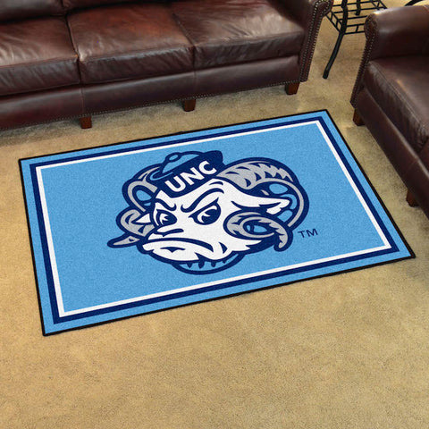 NCAA North Carolina Tar Heels 5 X 8 Ft. Area Rug - Bed, Bath, And My Team