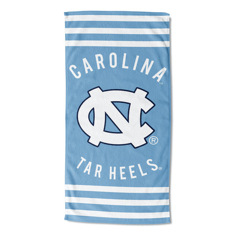 NCAA North Carolina Tar Heels Beach Towel - Bed, Bath, And My Team