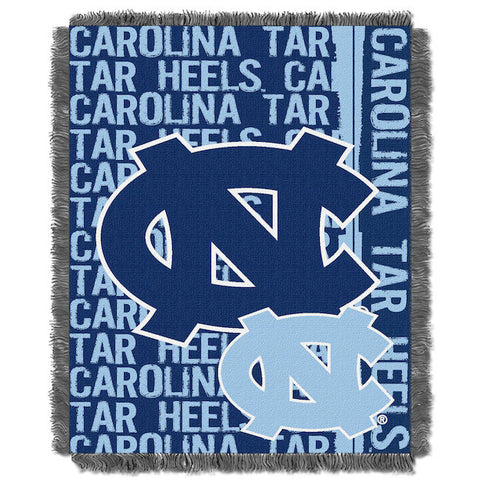 NCAA North Carolina Tar Heels Woven Decorative Tapestry - Bed, Bath, And My Team