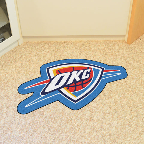 NBA Oklahoma City Thunder Mascot Mat - Bed, Bath, And My Team