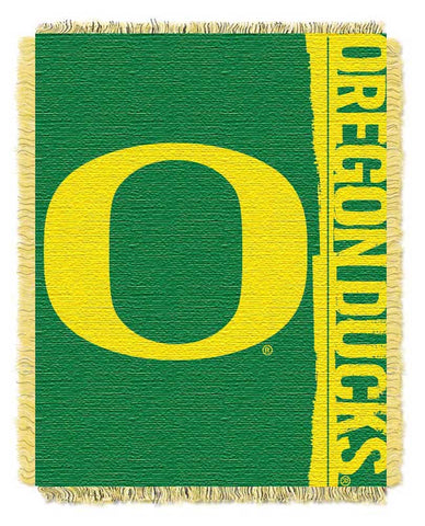 NCAA Oregon Ducks Woven Decorative Tapestry - Bed, Bath, And My Team