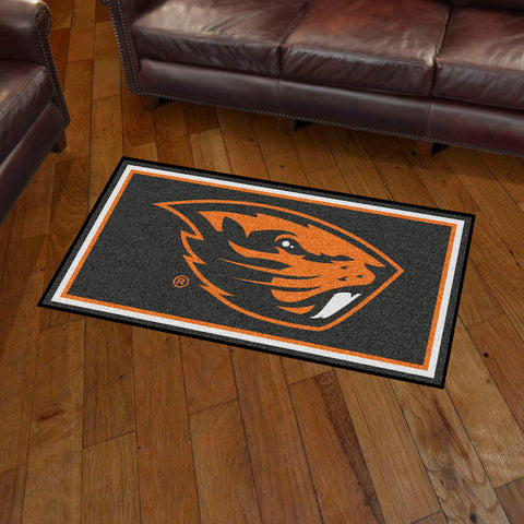 NCAA Oregon State Beavers 3 X 5 Ft. Plush Area Rug - Bed, Bath, And My Team