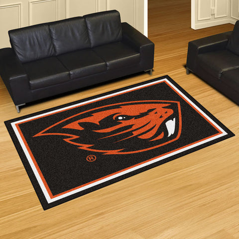 NCAA Oregon State Beavers 5 X 8 Ft. Area Rug - Bed, Bath, And My Team