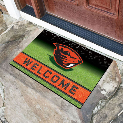 Oregon State Beavers Crumb Doormat