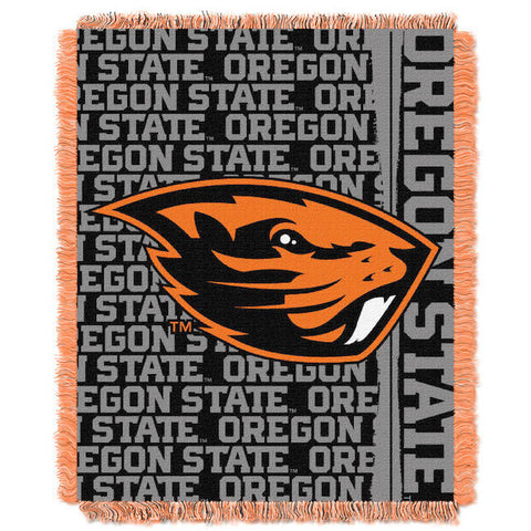 Oregon State Beavers Woven Tapestry
