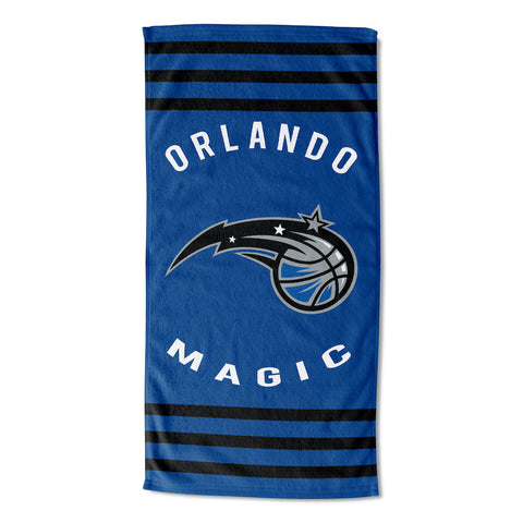 NBA Orlando Magic Beach Towel - Bed, Bath, And My Team