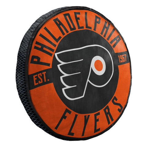NHL Philadelphia Flyers Cloud Travel Pillow - Bed, Bath, And My Team