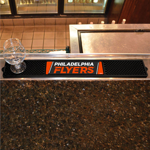 NHL Philadelphia Flyers Bar and Drink Mat - Bed, Bath, And My Team