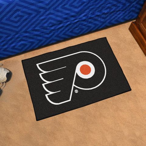 NHL Philadelphia Flyers STARTER Rug - Bed, Bath, And My Team
