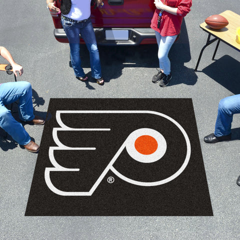 NHL Philadelphia Flyers TAILGATER Mat - Bed, Bath, And My Team