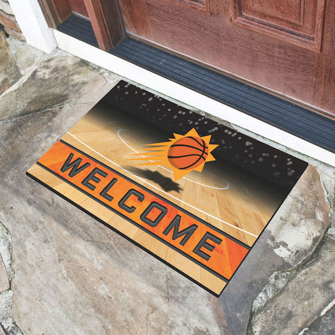 NBA Phoenix Suns Recycled Rubber CRUMB Doormat - Bed, Bath, And My Team