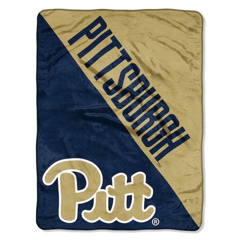 Pittsburgh Panthers Micro Raschel Throw