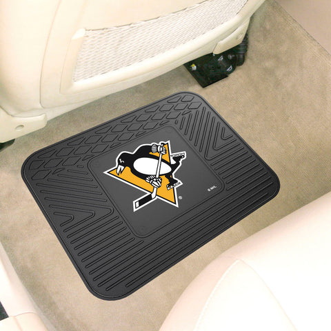NHL Pittsburgh Penguins Small Utility Mat - Bed, Bath, And My Team