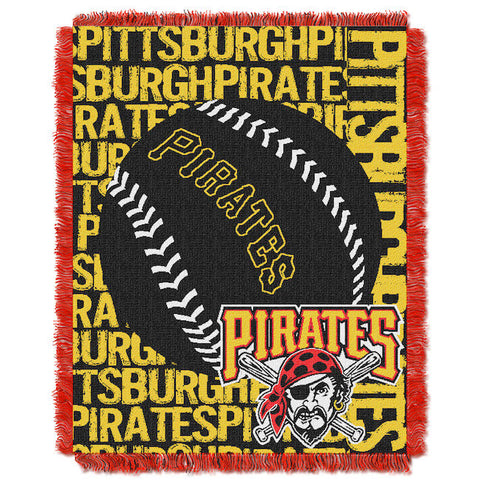 Pittsburgh Pirates Woven Tapestry
