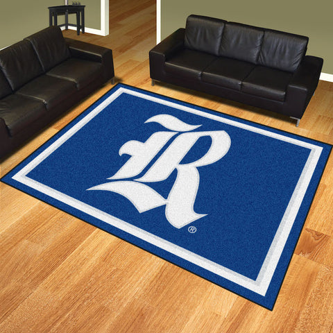 NCAA Rice Owls 8 X 10 Ft. Area Rug - Bed, Bath, And My Team