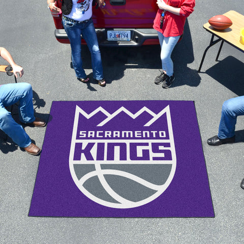 NBA Sacramento Kings TAILGATER Mat - Bed, Bath, And My Team