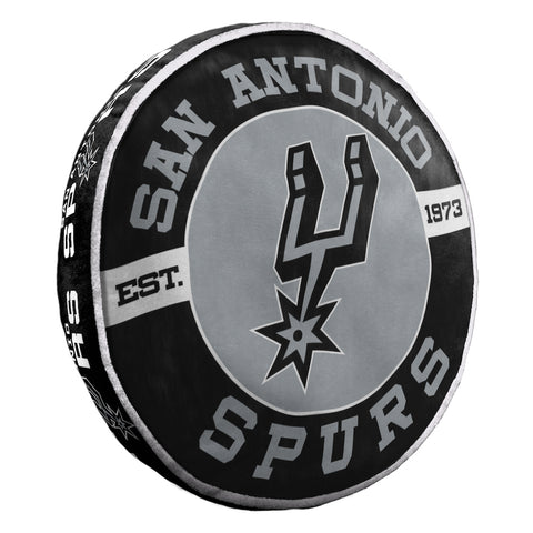 NBA San Antonio Spurs Cloud Travel Pillow - Bed, Bath, And My Team