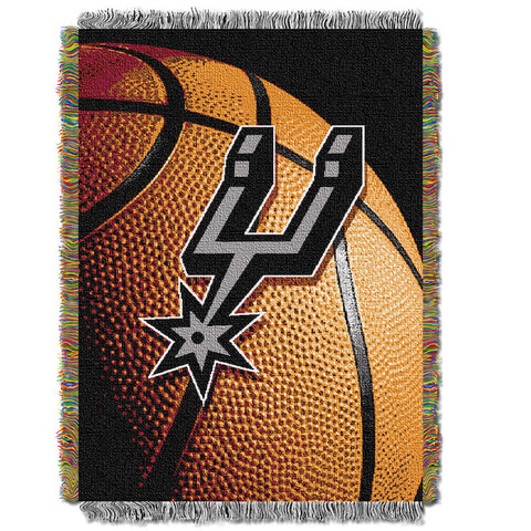 NBA San Antonio Spurs PHOTO REAL Tapestry - Bed, Bath, And My Team