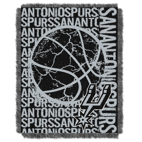 NBA San Antonio Spurs Woven Decorative Tapestry - Bed, Bath, And My Team