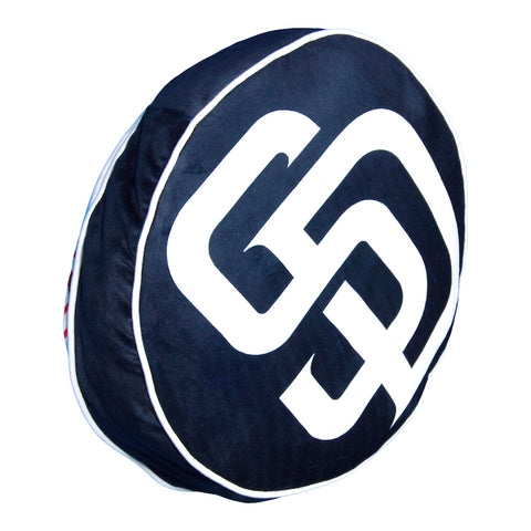 MLB San Diego Padres Cloud Travel Pillow - Bed, Bath, And My Team