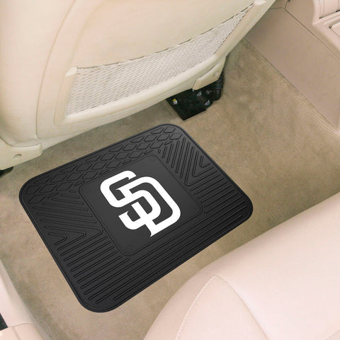 MLB San Diego Padres Small Utility Mat - Bed, Bath, And My Team