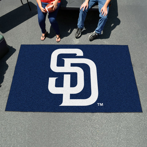 MLB San Diego Padres UTILI-MAT Area Rug - Bed, Bath, And My Team