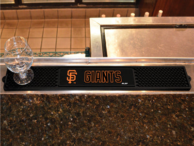 MLB San Francisco Giants Bar and Drink Mat - Bed, Bath, And My Team
