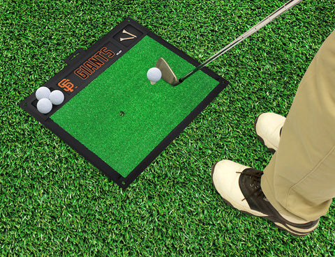 MLB San Francisco Giants Golf Hitting Mat - Bed, Bath, And My Team