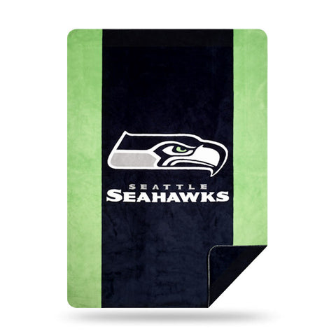 Seattle Seahawks Denali blanket