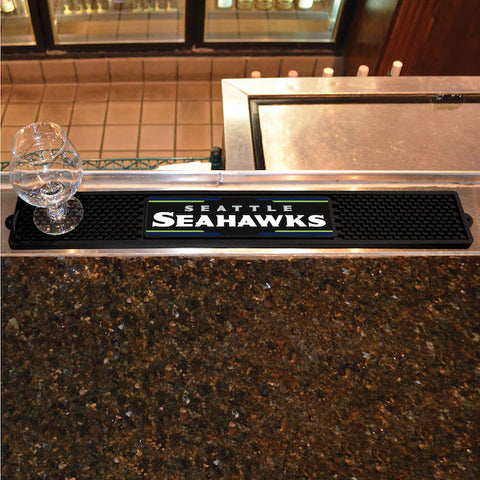 Seattle Seahawks Bar Drink Mat
