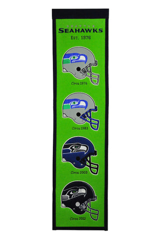 Seattle Seahawks Fan Favorite Banner